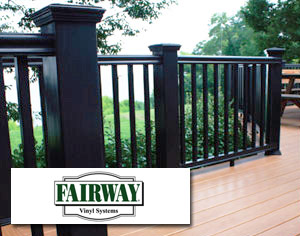 Decking Railing Amp Fence Triangle Building Supplies